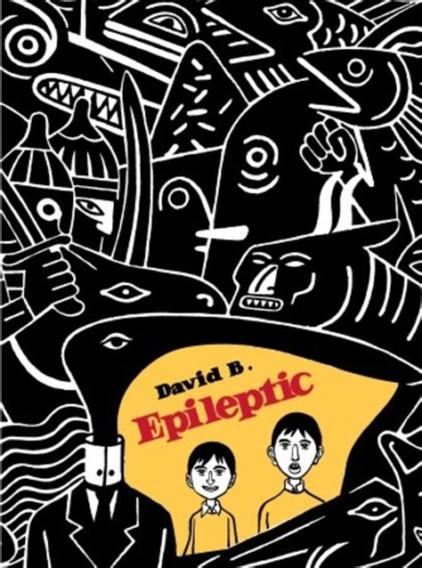 panteon pantheon convulsin epileptic david b drawn out the 50 best non superhero graphic novels rolling stone