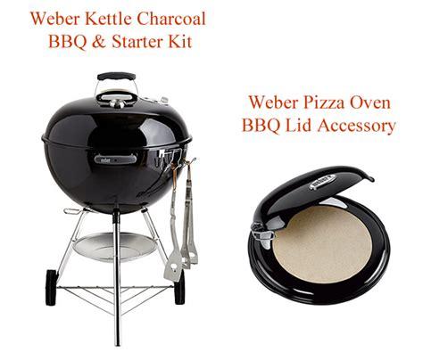Oven Webber pizza oven