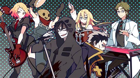 anime angel of death manga angels of death new anime reveled with released date