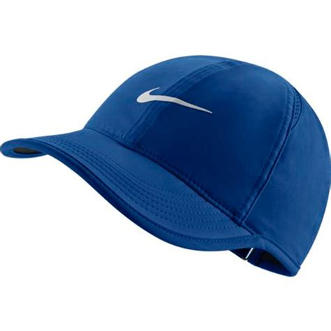 nike s feather light hat blue 679424 433 the
