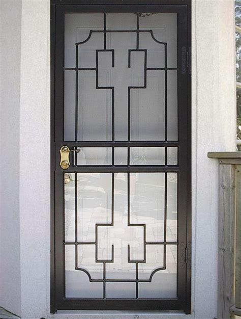 Re Screen Door by Security Screen Doors Security Screen Doors Doors