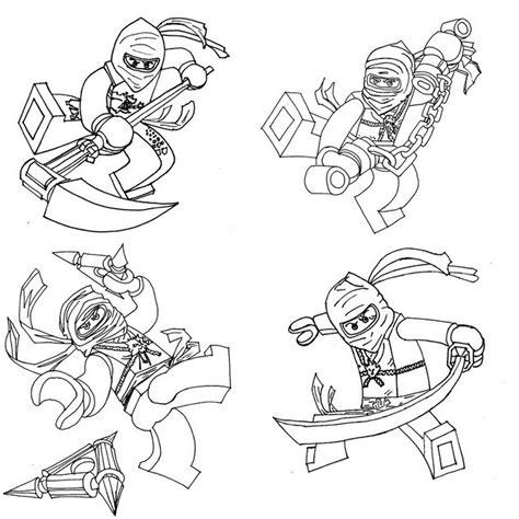 ninjago coloring pages bestofcoloring com