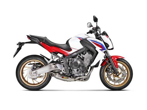 Einsteiger Motorrad Sporttourer by Akrapovic F 252 R Honda Cb Und Cbr