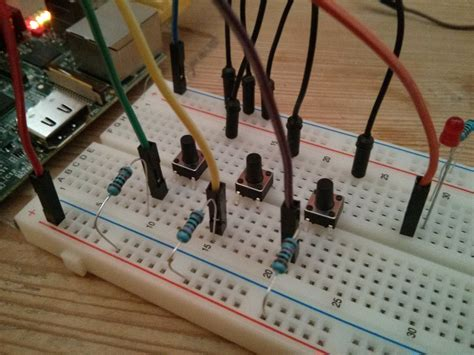 resistors raspberry pi push buttons should i be using a resistor or not yes raspberry pi forums
