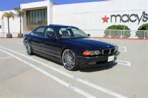 2000 Bmw 740il Sell Used 2000 Bmw 740il Show Room Condition 22 Quot Dp Wheels
