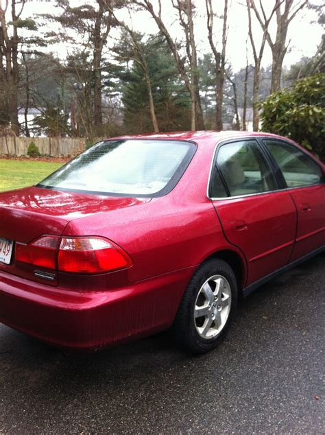 2000 honda accord special edition picture of 2000 honda accord special edition exterior