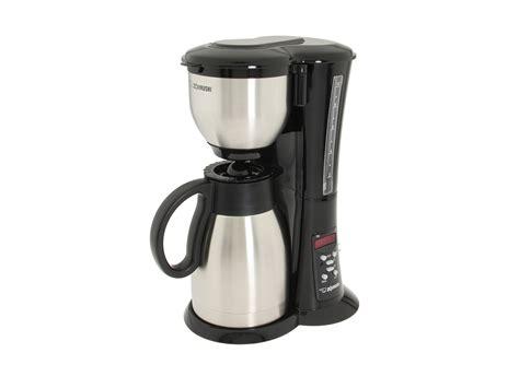 Zojirushi Ec Bd15 Fresh Brew Thermal Carafe Coffee Maker, Clothing, Women   Shipped Free at Zappos