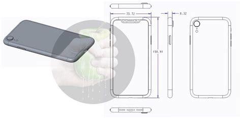 schematics and renderings depict apple s 2018 iphone lineup macrumors