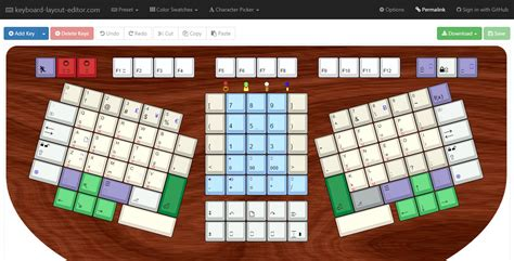 keyboard layout editor keyboard layout editor alternatives and similar websites