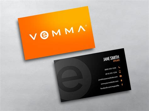 mlm business cards vemma business cards free shipping