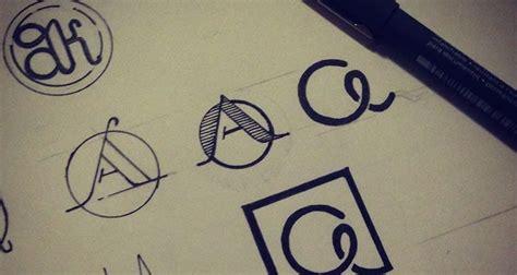 design a logo in sketch inspiring exles of logo sketching