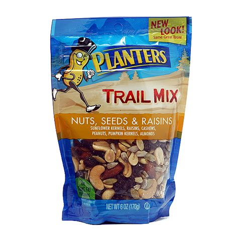 Planters Trail Mix by Planters Trail Mix Nuts Seeds Cranberries 6oz Nuts