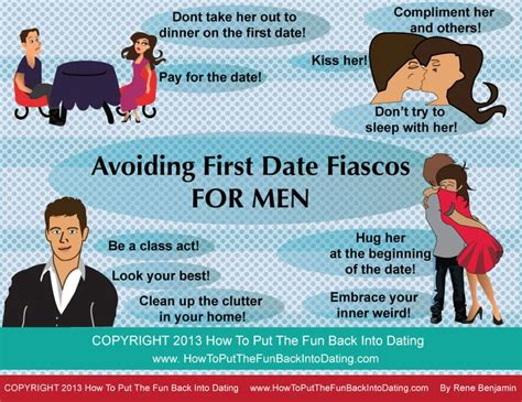 Gay dating tips first date