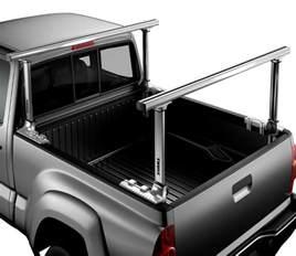thule xsporter pro multi height aluminum truck rack