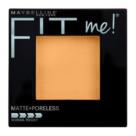 Maybelline Fit Me Poreless Powder maybelline fit me matte poreless powder 9g feelunique
