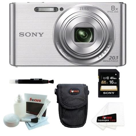 Casing Sony Ericsson W830 Plus Tulang sony dscw830 dscw830 w830 20 1 digital with 2 7 inch lcd silver sony sony 16gb