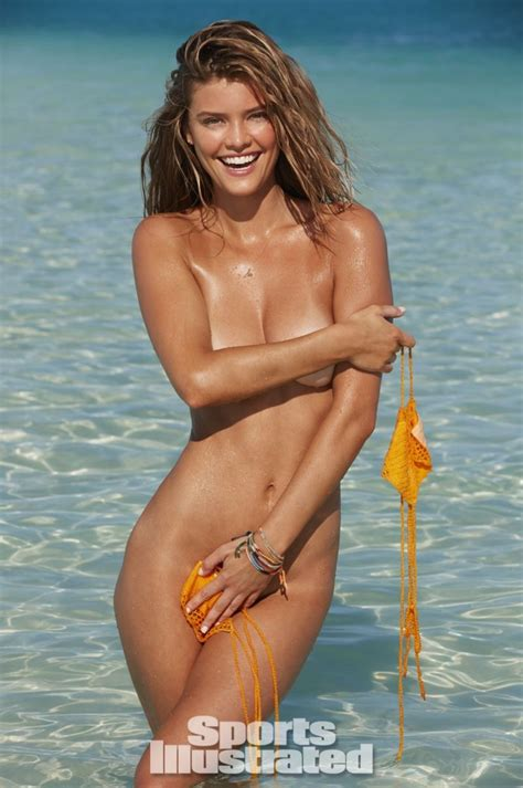 NINA AGDAL in Sports Illustrated 2014 Swimsuit Issue