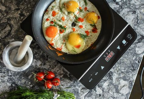 induction cooking eggs induxpert induction cooktop burner 100 money back guarantee