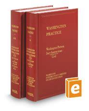pattern jury instructions washington pattern jury instructions civil 6th v legal solutions
