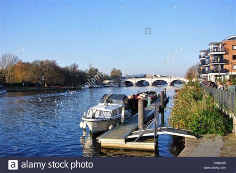 thames riverside thames riverside kingston upon thames royal borough of