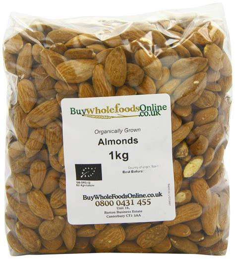 1kg almond buy whole foods organic almonds 1 kg brand new free p
