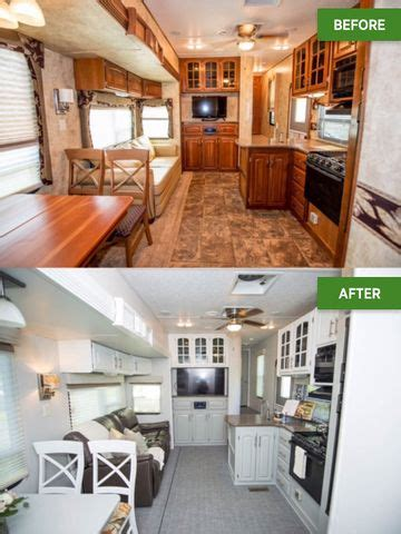 thinking  renovating  rv check   tips