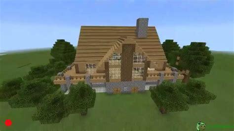 minecraft pe house seeds minecraft pocket edition big house seed youtube