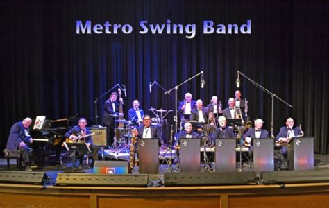 swing dance sacramento hire the metro swing band big band in sacramento california