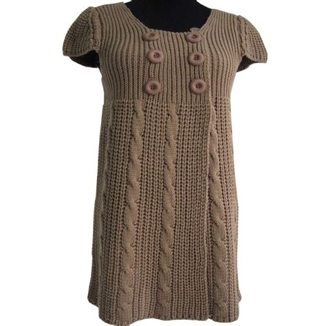 knitting dress knit for