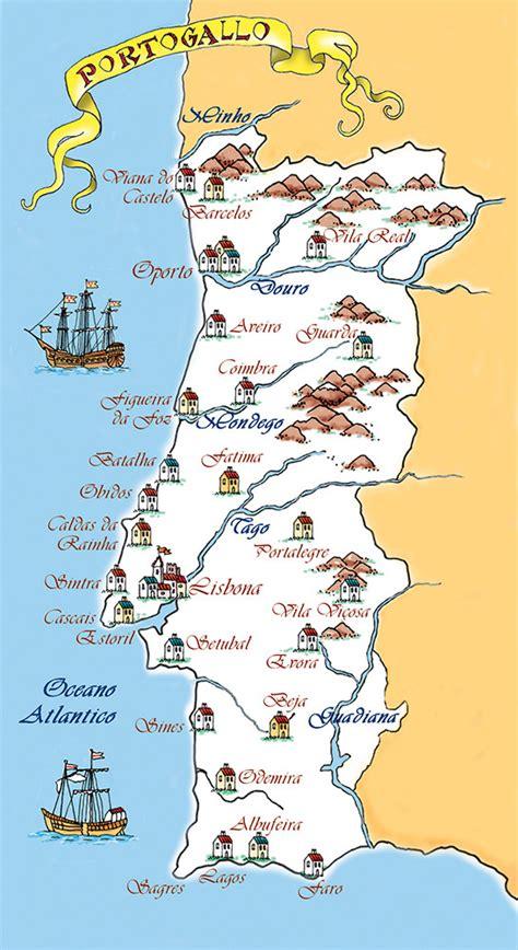 cartina porto cartina portogallo siteredevelopment