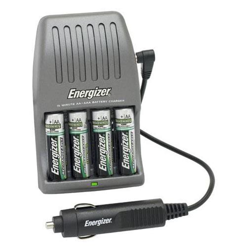 Energizer Rechargable Usb Batteries Bunny Not Included by Energizer 15 Minute Charger Review Lime