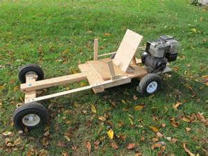 how to go about building your own home homemade wooden gokart