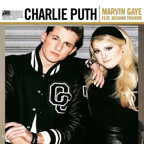 charlie puth marvin gaye lyrics charlie puth marvin gaye ft m trainor arranged by steve