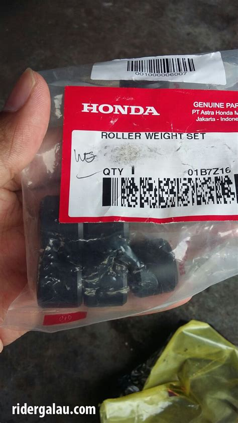 Per Cvt Orisinil Honda Pcx Cocok Untuk Vario 125 Fi review honda vario techno 125 pakai per cvt pcx dan roller vario 150