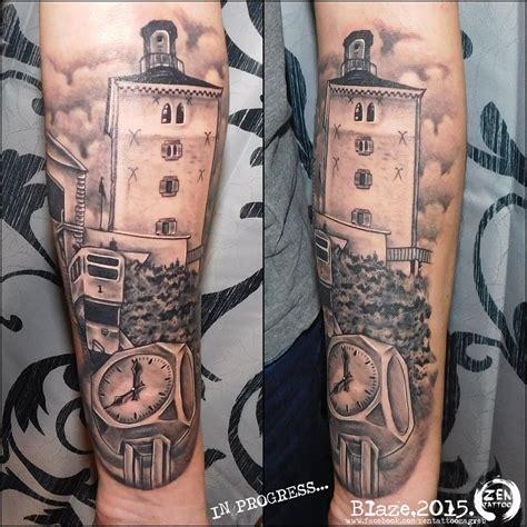 Tattoo Ink Zagreb | zagreb tattoo in progress by blazeovsky on deviantart