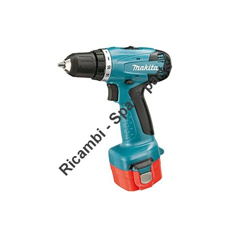 Spare Part Bor Makita makita spare parts for cordless screwdriver 6271dwae