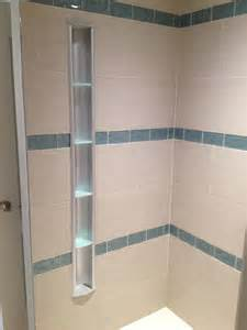 clearwater florida condo tile shower locker