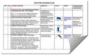 golf lesson plan template lesson plans kit for busy teachers
