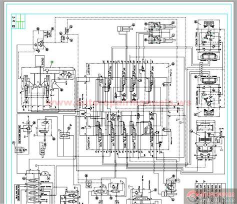bobcat hydraulic diagram wiring diagrams wiring diagrams