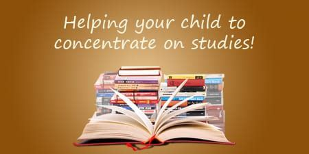 how to help your child focus and concentrate using mind maps and related techniques books useful tips to concentrate on studies tips to
