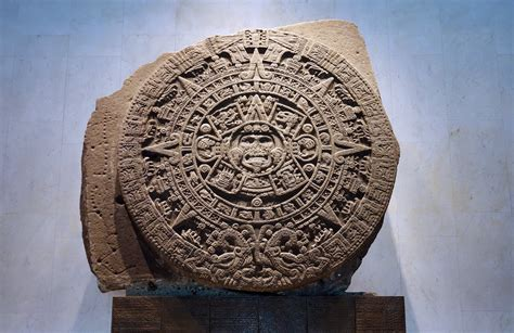 Calendar Systems The Aztec Pantheon And Calendar Systems