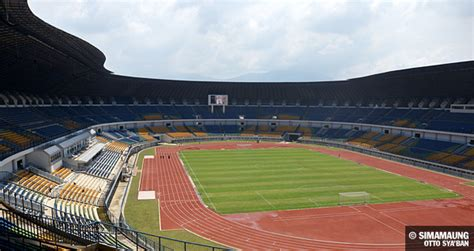 wallpaper stadion gelora bandung lautan api stadion gelora bandung lautan api jadi sasaran terorisme