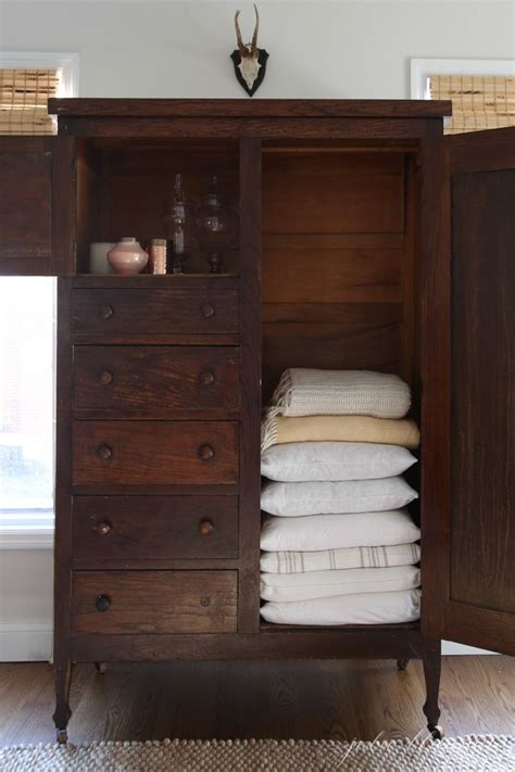 armoire linen cupboard best 25 antique wardrobe ideas on pinterest secret room