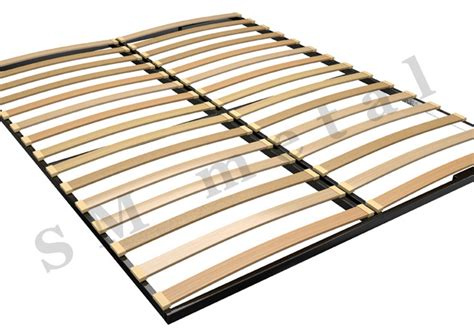 Frame Slatted Metal Bed Frames Bed Frame Construction