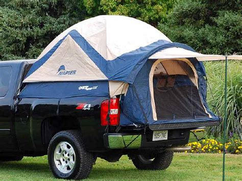 a tent for your truck