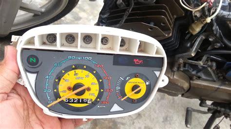 Meter Dinamik Change L Speedo Meter Modenas Dinamik
