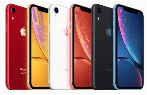 iphone xs iphone xs max iphone xr apple   released
