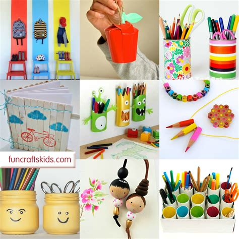 craft ideas for to make at school 20 back to school ideas crafts
