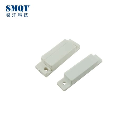 Wired Magnetic Contatc For Wooden Door home safety wired no nc door magnetic contact with oem odm