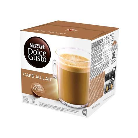 Nescafe Dolce Gusto Au Lait Murah kapsułki do espresso nescaf 233 dolce gusto caf 201 au lait eukasa pl